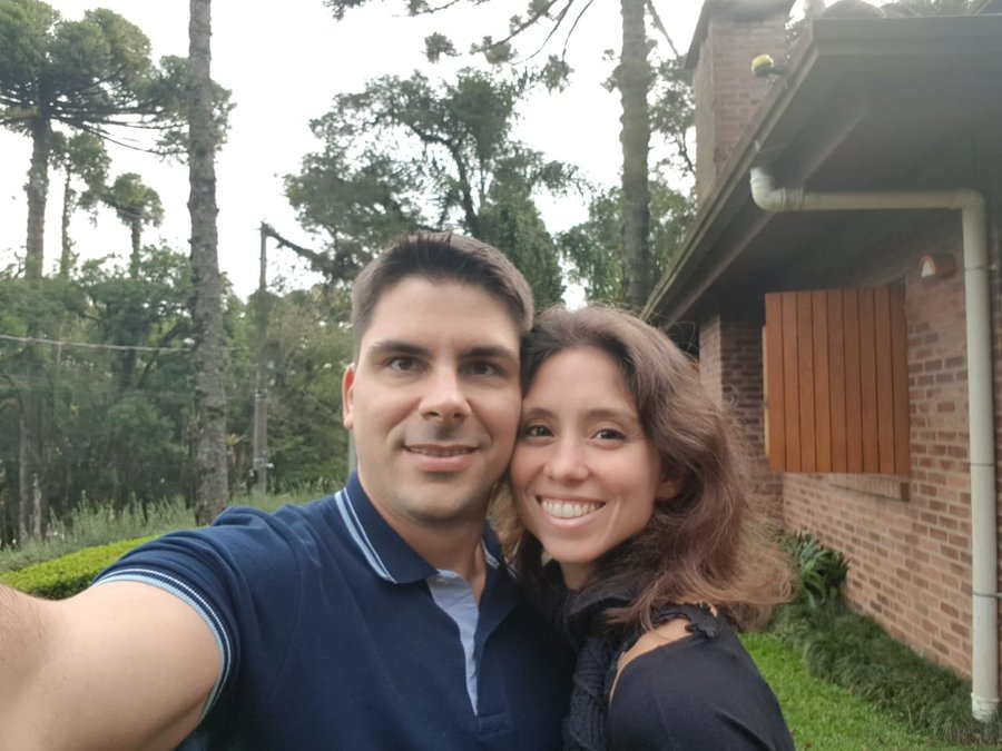 Luana e Mateus - Site de casamento iCasei